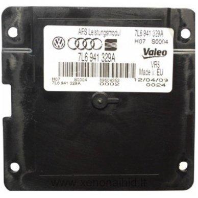 VALEO AFS AHL Audi VW SEAT žibinto valdymo blokas 7L6941329A / 7L6 941 329A 2