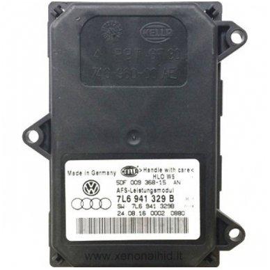 HELLA AFS AHL Audi VW žibinto valdymo blokas 7L6941329B / 7L6 941 329 B / 5DF 009 368-15 / 5DF00936815 2
