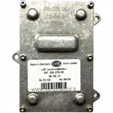 HELLA LWR AFS AHL žibinto valdymo blokas 5DF008279-00 / 5DF 008 279-00 / 5DF00827900 2