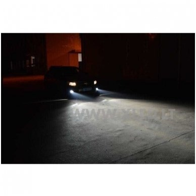Hybrid F2 Bi-Halogen H11 rūko žibintai Toyota Lexus Peugeot Suzuki Citroen 4