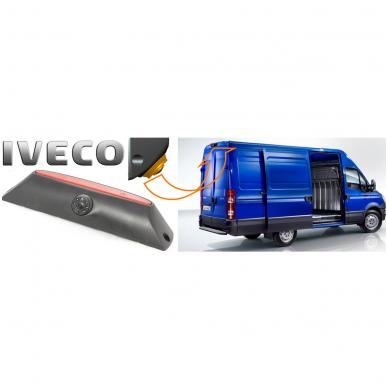 IVECO Daily 2011-2014 galinio vaizdo kamera integruota stabdžio žibinte 3