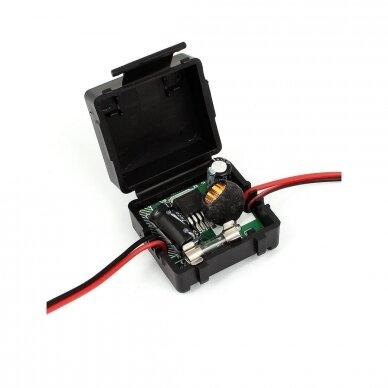 Kameros monitoriaus filtras - srovės keitiklis 3