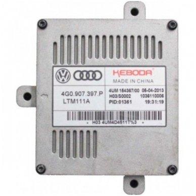 KEBODA Audi VW LED uždegimo blokas 4G0.907.397.P / 4G0907397P / 4G0 .907 .397.P 3