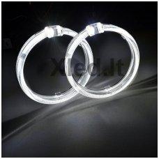 LED Angel Eyes DRL 95 mm žibintų žiedai