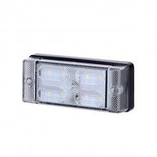 LED atbulinės eigos sertifikuotas žibintas
