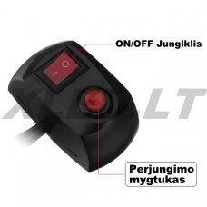 Švyturėlių valdymo mygtukas / jungiklis NR1