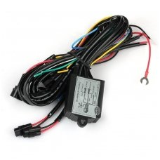 LED DRL dienos žibintų automatinio valdymo relė 12V