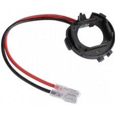 LED H7 lemputės adapteris - montavimo lizdas LED sistemoms laikiklis VW GOLF 7