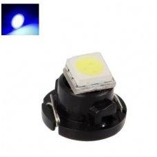 Led lemputė T4.2 - 1 LED mėlyna