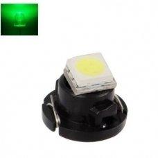 Led lemputė T4.2 - 1 LED žalia