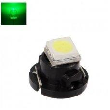 Led lemputė T4.7 - 1 LED žalia