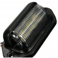 LED numerio apšvietimas 12V transportui SAE DOT L09 žibintas