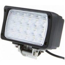 LED plataus švietimo darbo žibintas 45W, 10-30V, 15LED, 4300K, 4000LM