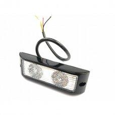 LED rūko / atbulinės pavaros sertifikuotas žibintas