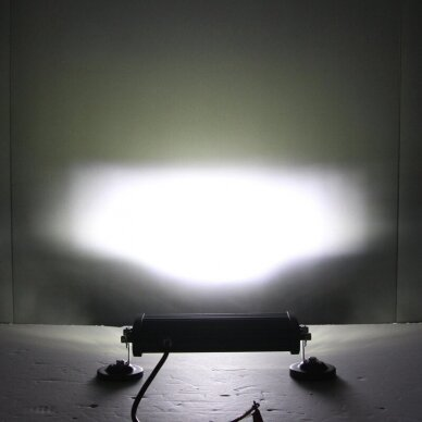 LED BAR sertifikuotas žibintas 100W 10000LM 12-24V (E9 HR PL) COMBO 31cm 7