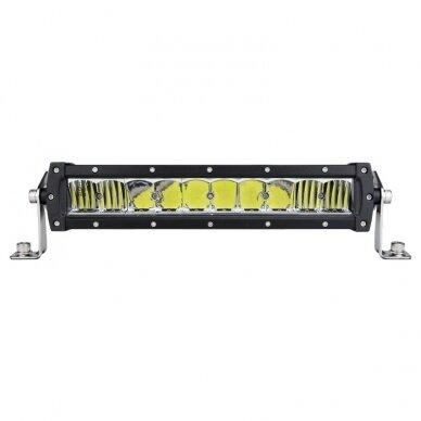 LED BAR sertifikuotas žibintas 100W 10000LM 12-24V (E9 HR PL) COMBO 31cm 6