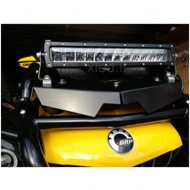LED BAR sertifikuotas žibintas 120W 12000LM 12-24V (E9 HR PL) COMBO 10
