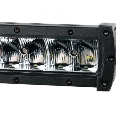 LED BAR sertifikuotas žibintas 100W 10000LM 12-24V (E9 HR PL) COMBO 31cm 3
