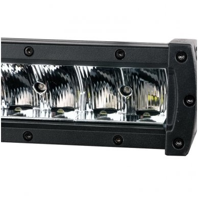 LED BAR sertifikuotas žibintas 120W 12000LM 12-24V (E9 HR PL) COMBO 3