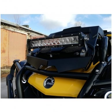 LED BAR sertifikuotas žibintas 120W 12000LM 12-24V (E9 HR PL) COMBO 36cm 11
