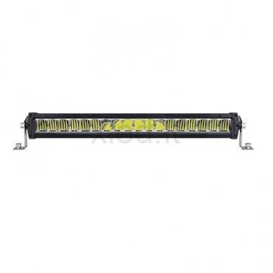 LED BAR sertifikuotas žibintas 180W 18000LM 12-24V (E9 HR PL) COMBO 52cm 5