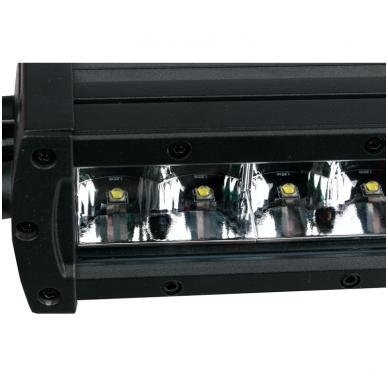 LED BAR sertifikuotas žibintas 440W 44000LM 12-24V (E9 HR PL) COMBO 9