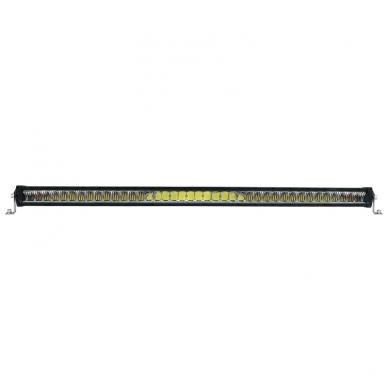 LED BAR sertifikuotas žibintas 440W 44000LM 12-24V (E9 HR PL) COMBO 8