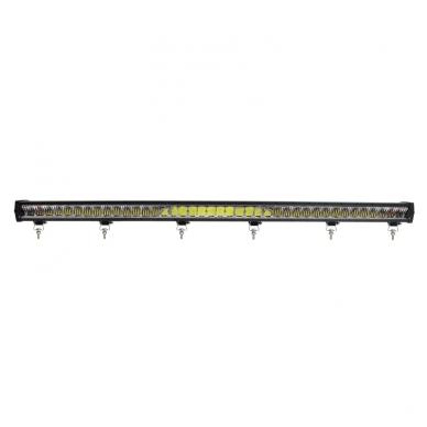 LED BAR sertifikuotas žibintas 440W 44000LM 12-24V (E9 HR PL) COMBO 6