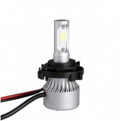 LED H7 lemputės adapteris - montavimo lizdas LED sistemoms laikiklis VW GOLF 7 4