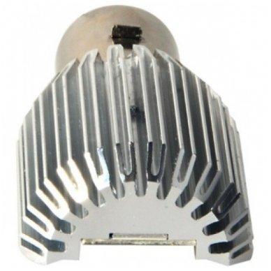 LED lemputė M2S BA20D 6W 800LM 12-24V motociklams / keturračiams / sunkvežimių 6