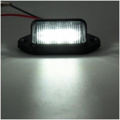 LED numerio apšvietimas 12V transportui 4