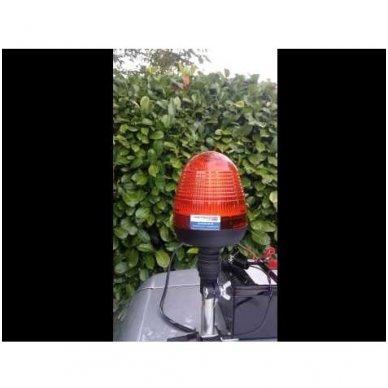 LED švyturėlio tvirtinamas -B 3