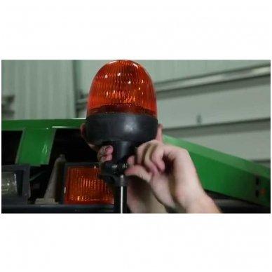 LED švyturėlio tvirtinamas -B 4