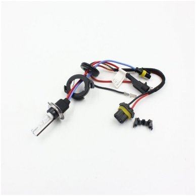 LED xenon H7 lemputės adapteris - VW passat b6, Alfa Romeo, Ford KUGA, Renault Megane 4 4