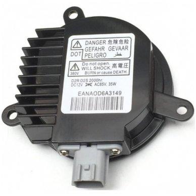 Matsushita Panasonic Ichikoh modelio xenon blokas OEM D2S, D2R lemputėms 2