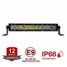 MINI LED BAR žibintas 50W 12-24V COMBO 29cm