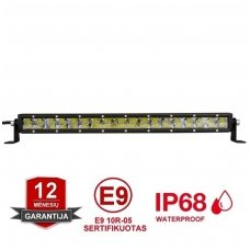 MINI LED BAR žibintas 90W 12-24V (E9 10R) SPOT