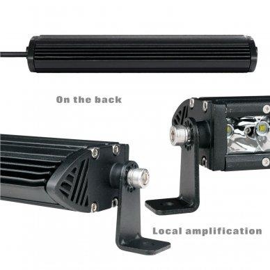MINI LED BAR žibintas 50W 12-24V COMBO 29cm 16