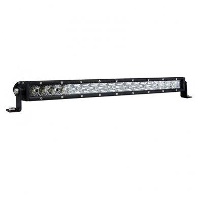 MINI LED BAR žibintas 90W 12-24V (E9 10R) COMBO 5
