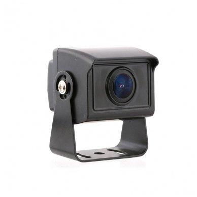 MINI spec. technikos išorės vaizdo kamera 4PIN IP68 12V-24V 2