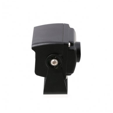 MINI spec. technikos išorės vaizdo kamera 4PIN IP68 12V-24V 4