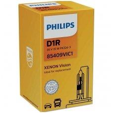 NEW Philips D1R Vision originali 85409VIC1 PK32d-3, 8727900364750 xenon lemputė