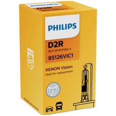 NEW PHILIPS D2R VISION ORIGINALI 85126VIC1 P32D-3, 8727900364781, XENON LEMPUTĖ