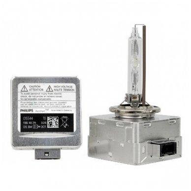 D1S NEW PHILIPS VISION originali 85415VIC1, 4400K xenon lemputė 3
