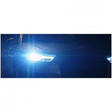 D1S NEW PHILIPS WHITE VISION +120% GEN2 originali 85415WHV2C1, 5000K xenon lemputė 6