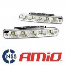 NSSC DRL-507HP LED dienos šviesos žibintai