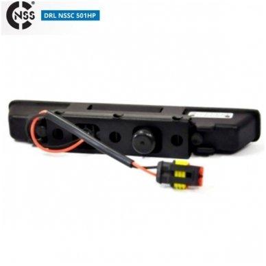 NSSC DRL-501HP LED dienos šviesos žibintai 8