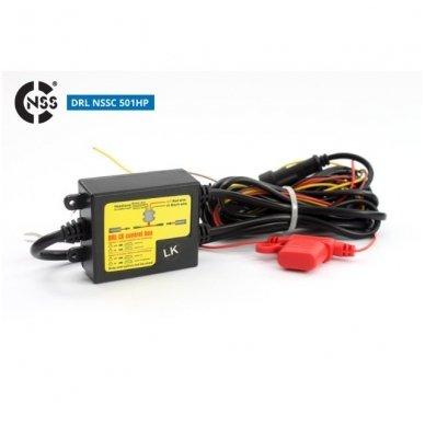 NSSC DRL-501HP LED dienos šviesos žibintai 6
