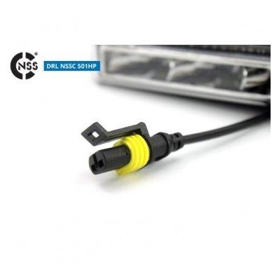 NSSC DRL-501HP LED dienos šviesos žibintai 5