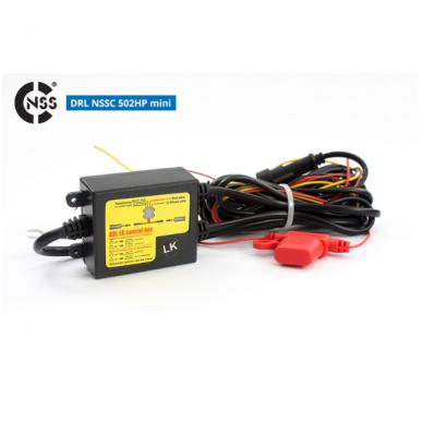 NSSC DRL-502S mini LED dienos šviesos žibintai 6